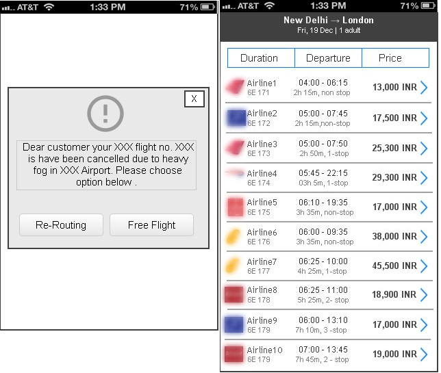 screenshot- Mobile IRROPS