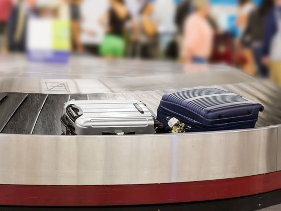 Airlines lost baggage managemnet